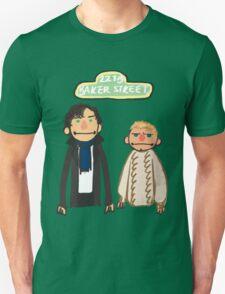 Sherlockesame Street T-Shirt