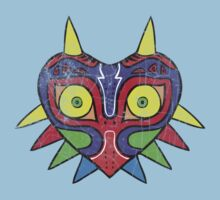 majora's mask Kids Tee