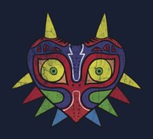majora's mask One Piece - Short Sleeve