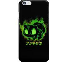 Pokemon bulbasaur iPhone Case/Skin