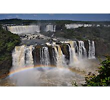 Tiered Falls Photographic Print