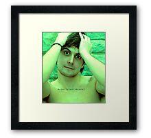 bonkers Framed Print