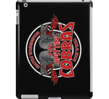 The Spittin' Cobras iPad Case/Skin