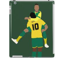 Nathan Redmond and Cameron Jerome iPad Case/Skin