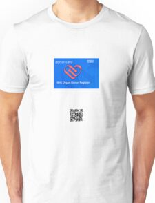 Be an Organ Donor T-Shirt