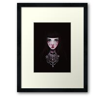 Heiress Framed Print