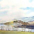 Llyngwynant North Wales by Neil Jones