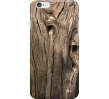 Kauri Wood from New Zealand iPhone Case/Skin