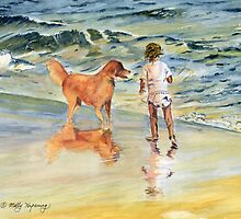 Beach Buddies by Melly Terpening