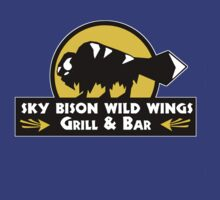 Sky Bison Wild Wings by MightyRain
