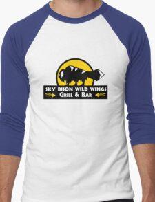 Sky Bison Wild Wings Men's Baseball ¾ T-Shirt