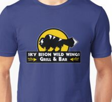 Sky Bison Wild Wings Unisex T-Shirt