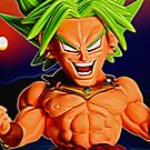 SS Broly Rendition by Webitect