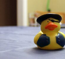 ahoy there me duckie! by Jeanette Muhr