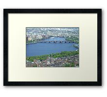 Boston 3 Framed Print
