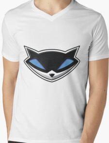 SlyCooper Mens V-Neck T-Shirt
