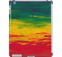 Landscape of colors iPad Case/Skin