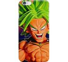 SS Broly Rendition iPhone Case/Skin