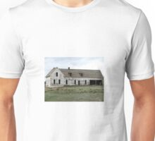 Old empty house Unisex T-Shirt
