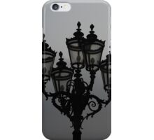 Lonely lamp (iPhone case) iPhone Case/Skin
