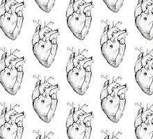 Distrusting heart by Daria Nakelska