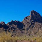 Picacho Peak - Arizona by Glenn McCarthy