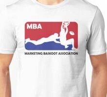 Marketing Baskoot Association (light shirts) Unisex T-Shirt