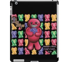 Heads First, Legs Last... iPad Case/Skin