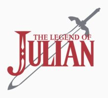 The Legend of Julian Kids Clothes