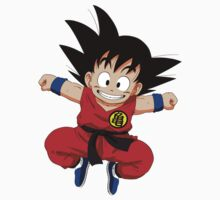 Dragon Ball Z Kids Tee