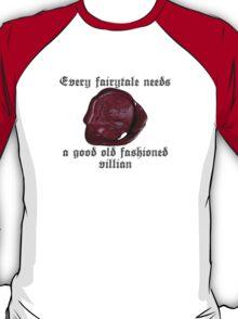 Good Old Fashioned Villian T-Shirt