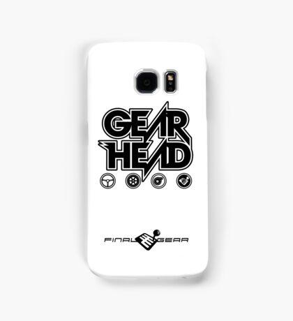 Gear Head Samsung Galaxy Case/Skin