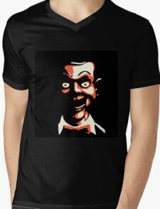 Halloween Slappy Mens V-Neck T-Shirt