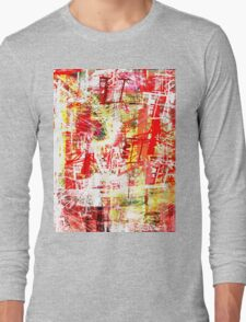 the city 37 Long Sleeve T-Shirt