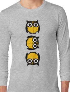 The complex life of owls Long Sleeve T-Shirt
