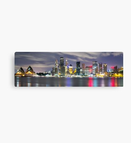 The Quay Canvas Print