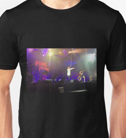 Major Lazer - lean on  Unisex T-Shirt