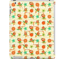Orange Bird iPad Case/Skin