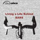 Cycling T Shirt - Life Behind Bars by ProAmBike