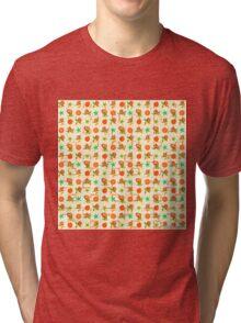 Orange Bird Tri-blend T-Shirt
