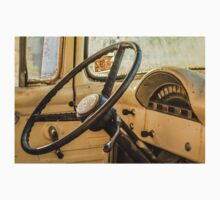 '56 Ford F100 Interior Kids Tee
