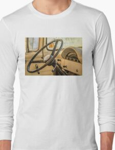 '56 Ford F100 Interior Long Sleeve T-Shirt