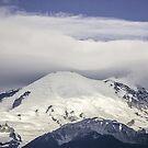Snowy Mountain Top by Jonicool