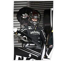 Jack Daniels Racing -2011 Poster