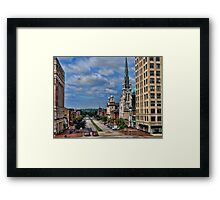 From the Capital Steps Framed Print