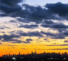 I Love New York  by Alberto  DeJesus