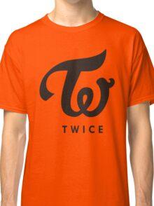 TWICE BLACK Classic T-Shirt