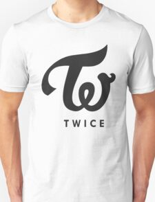 TWICE BLACK Unisex T-Shirt