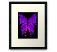 Masters butterfly  Framed Print