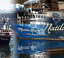 Matilda Bay by gillfoto